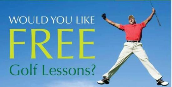 Image result for free golf lessons