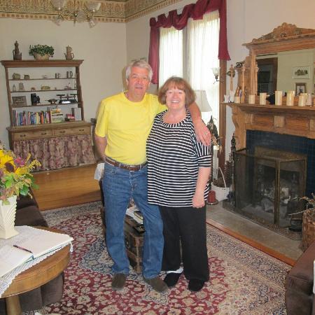 Joseph Mattey House: Jack & Denise