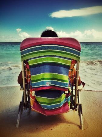 Navío Beach: Relaxing on Navio