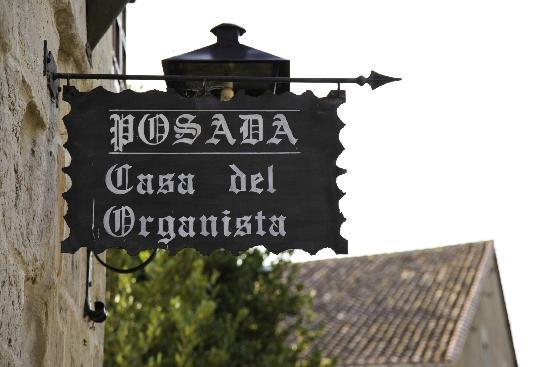 La Casa del Organista: Alojamiento en Santillana del Mar