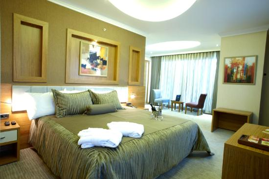 dovsOtel boutique : suite room