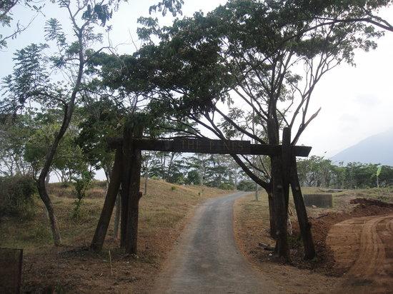 Pasuruan, Indonesia: the gate