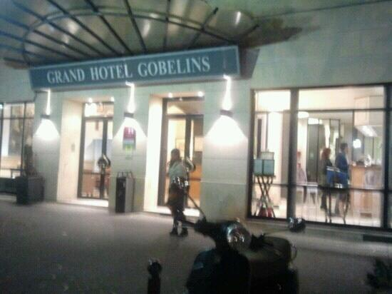 Grand Hotel des Gobelins: Entrata Hotel...