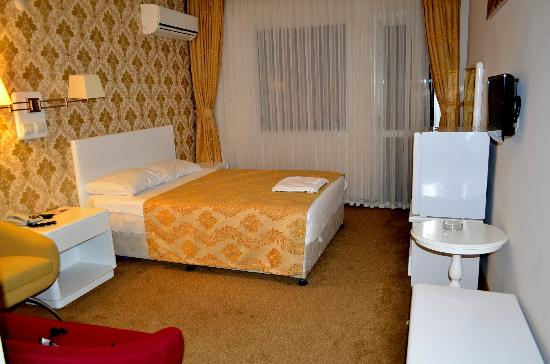 My room at Mara.