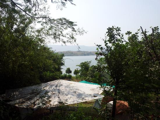 Native Place: View from the lake view rooms