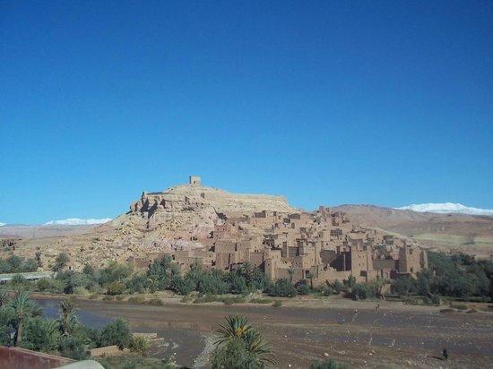 Casbah d'Aït-ben-Haddou : ksar of Ait Ben Haddou