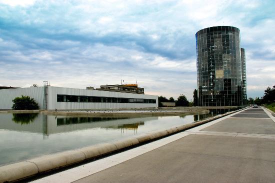 Wolfsburg, Duitsland: Autostadt