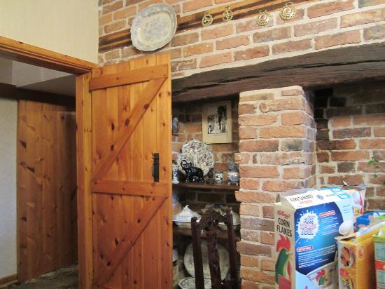 Holly Farm: Dining room