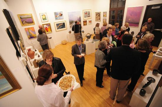 Arts of the Albemarle: The Center -- Jaquelin Jenkins Gallery