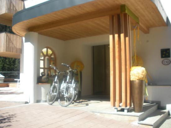 Aparthotel Arabella: ingresso hotel