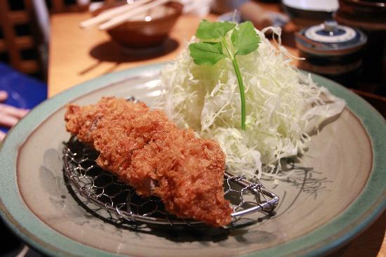 Katsukura, Sanjo Honten: Tonkatsu
