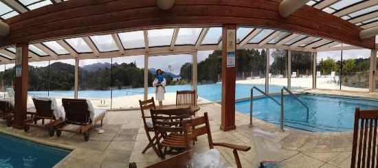 Llao Llao Hotel and Resort, Golf-Spa: PiSCINA CLIMATIZADA