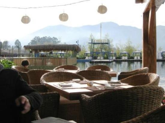Hosteria Cabanas del Lago: Comedor restaurante