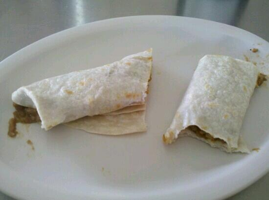 que gorditas: The best Burritos in cancun with a great service