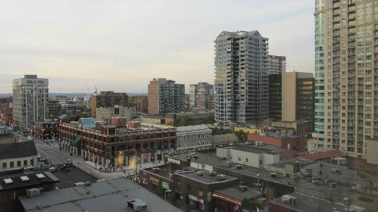 Novotel Ottawa: view