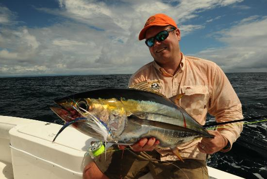 Crocodile Bay Resort: World Class fishing!