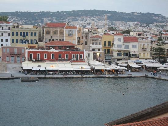 Casa Delfino Hotel & Spa: Roof top view of the harbor