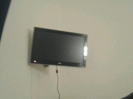 Hotel Primus Roma: Tv camera 110