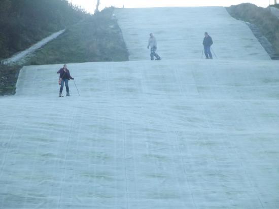 Chatham Ski and Snowboard Centre: Skiing