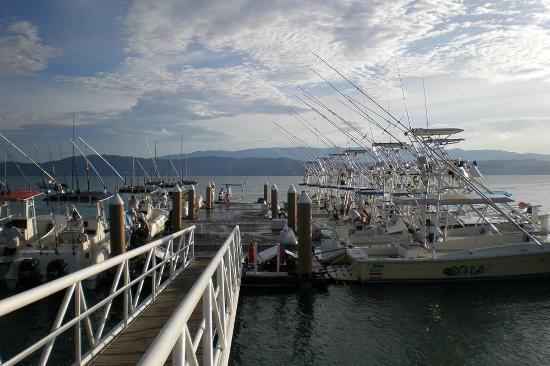 Crocodile Bay Resort: The 900 Foot Private Pier and Fleet of 40 Inshore and Offshore Boats