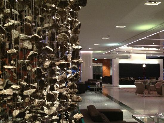 Hotel President Wilson: Decoración