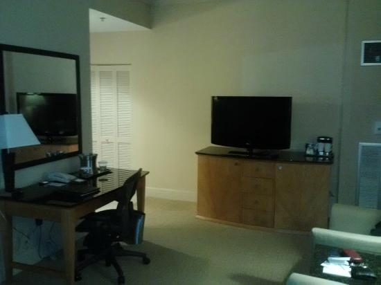 Hilton Boston Downtown / Faneuil Hall: Room 714 photo 1