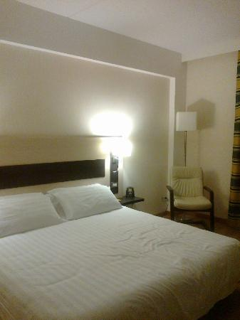 Hilton Rome Airport Hotel: Camera