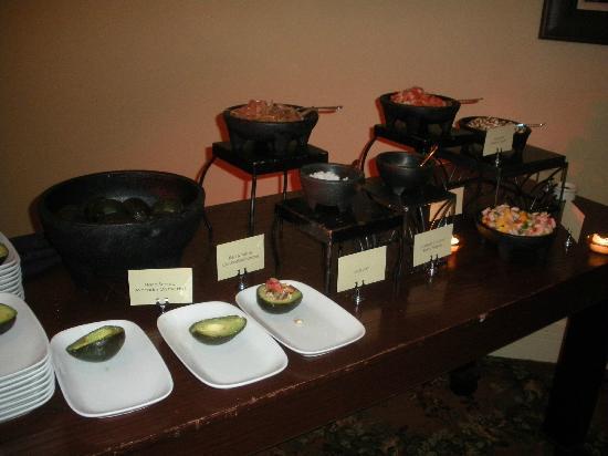 Hyatt Regency Hill Country Resort and Spa: Avocado Presentation / Action Station