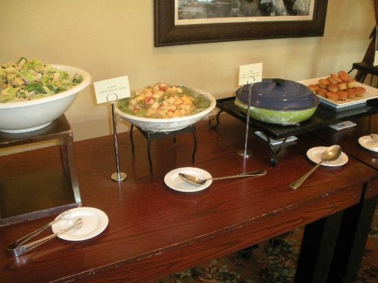 Hyatt Regency Hill Country Resort and Spa: Lunch