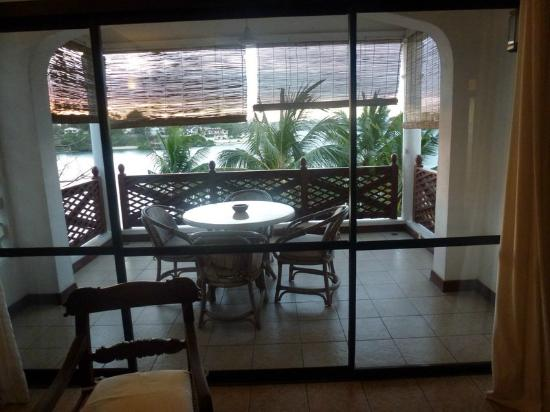 Tamarind Village Apartments: Balcony Area