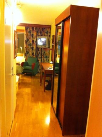 Scandic Vasteras: Hallway