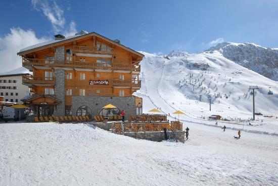 Hotel Le Levanna Tignes Reviews