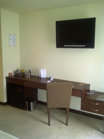 Blue Suites Hotel : habitación