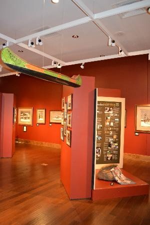 Blowing Rock Art and History Museum: Timberlake