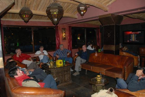 Hotel Xaluca Dades: Salon Bar