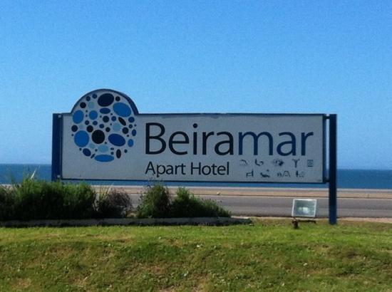 Apart Hotel Beira Mar: entrada do hotel