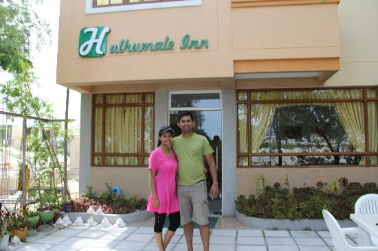 Hulhumale Inn: Our visit in Male