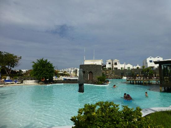 Hotel THe Volcan Lanzarote: Pool