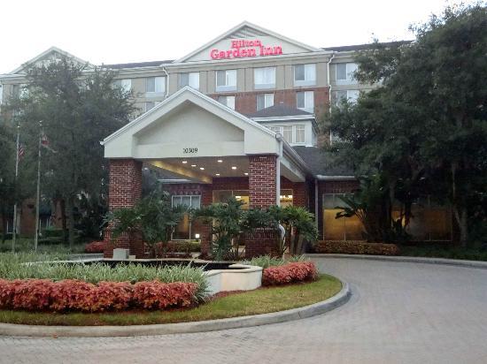 Bedroom Picture Of Hilton Garden Inn Tampa East Brandon Tampa Tripadvisor