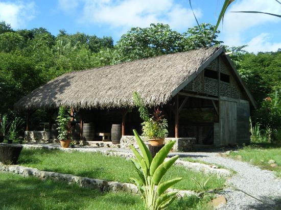 Trois-Ilets, Martinique: manioquerie