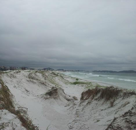 Cabo Frio, RJ: Praia das Dunas