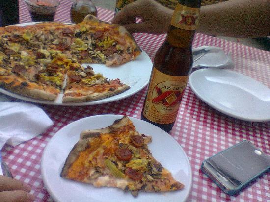 Pizzeria El Punto: PIzzita