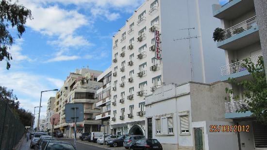 Hotel Alnacir: Вид отеля