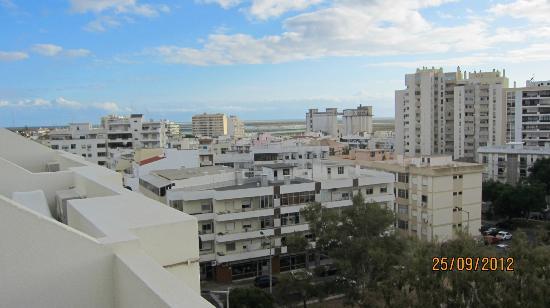 Hotel Alnacir: Вид с терассы номера 703