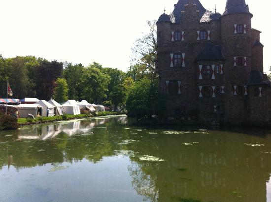 Burg Satzvey: Nochmal die Burg