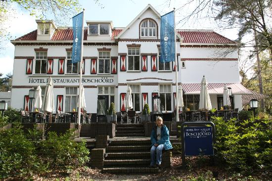 Fletcher Hotel-Restaurant Boschoord: Hotel front view