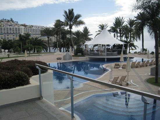 Radisson Blu Resort, Gran Canaria: Pool/Poolbar
