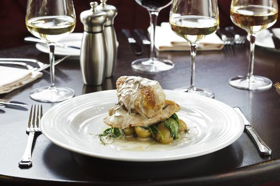 The Kintyre Club: Locally-sourced Chicken