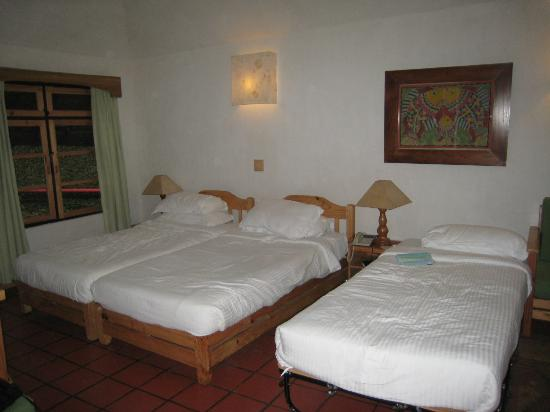 Spice Village: inside - standard villa