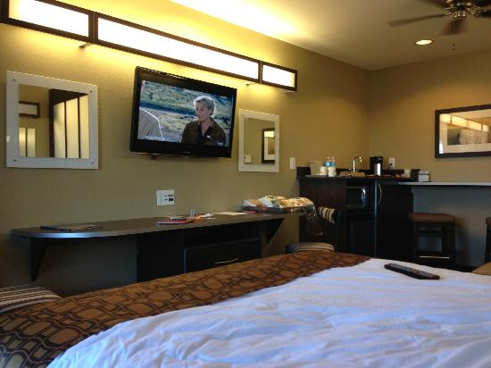 Microtel Inn & Suites by Wyndham Round Rock : room view